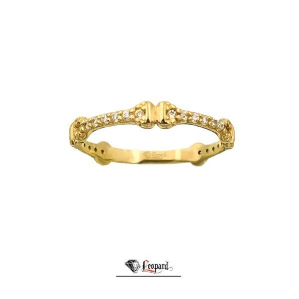 انگشتر طلای 18 عیار زنانه GR-3337