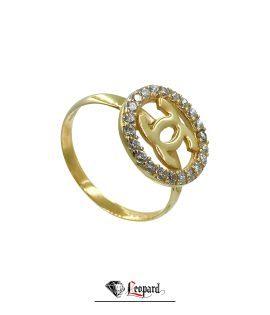 انگشتر طلای Chanel زنانه 18 عیار GR- 3313