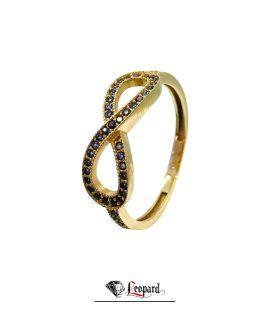 انگشتر طلای بینهایت 18 عیار GR-3321