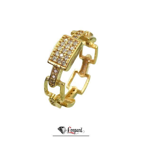 انگشتر طلای 18 عیار زنانه 3362-GR