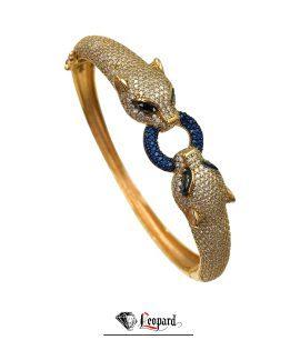 دستبند طلا ویژه لئوپارد 3569-GB