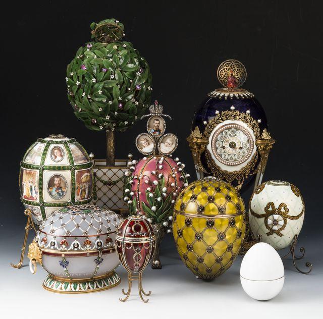 تخم مرغ Fabergé