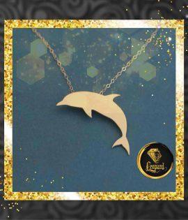 گردنبند دلفین