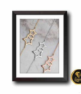 دستبند دو ستاره